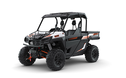 Recalled 2019 Havoc off-highway utility vehicle (white/black)