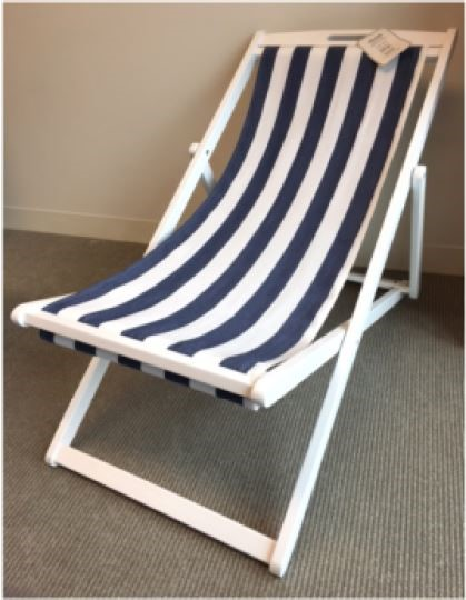 Recalled TJX foldable lounge chair