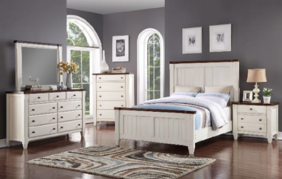 Recalled Avalon Cottage Town Collection in White