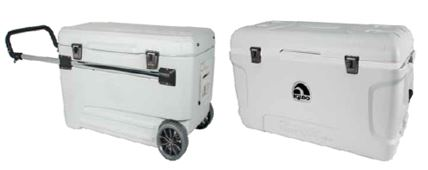 Igloo Marine Elite coolers made for boating and marine environment use
