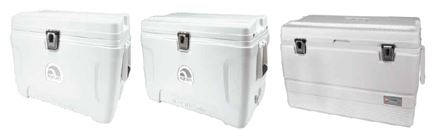 Igloo Marine Elite coolers made for marine environment use