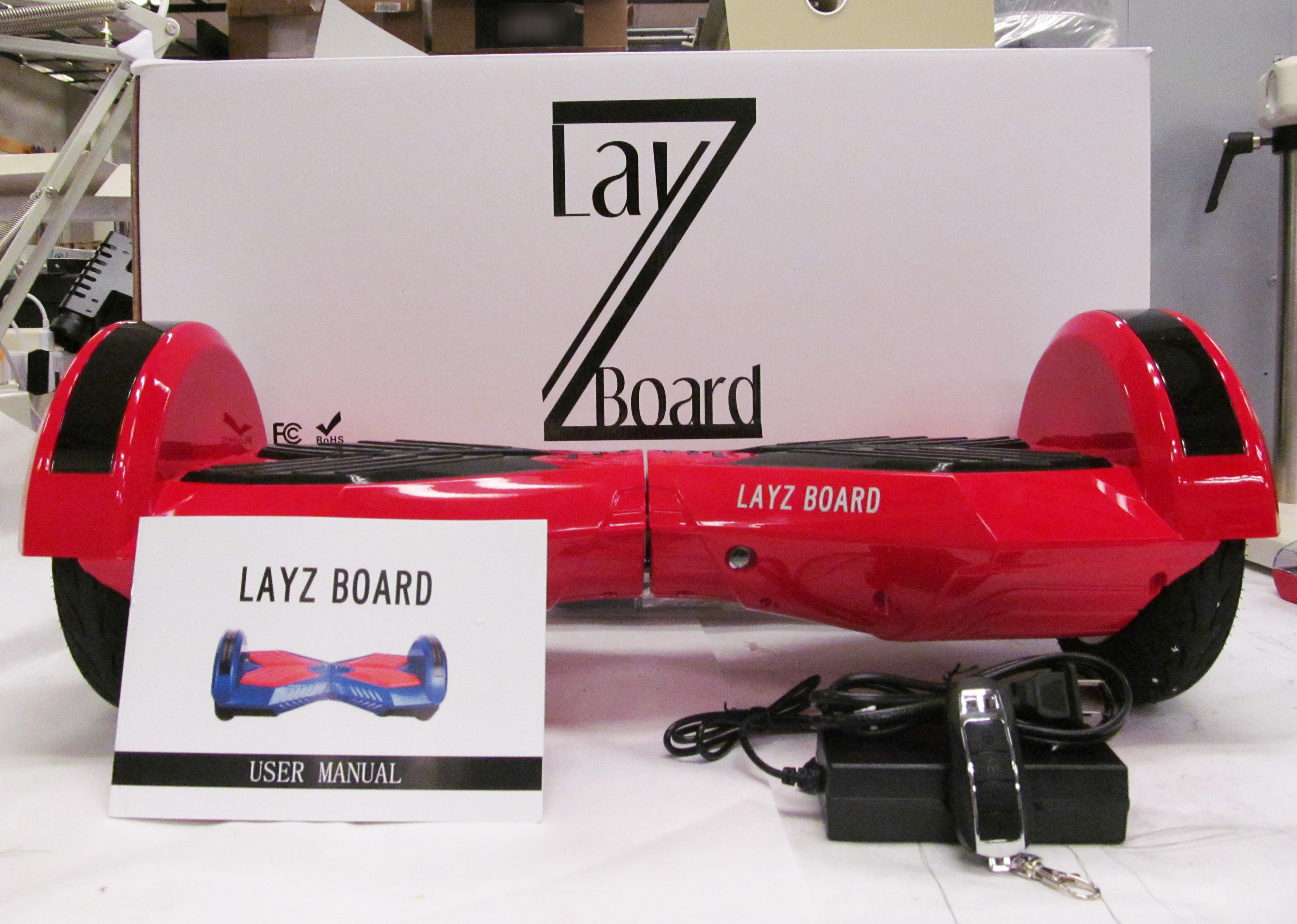 Following Fatal House Fire, CPSC Warns Consumers To Stop Using LayZ Board Hoverboards