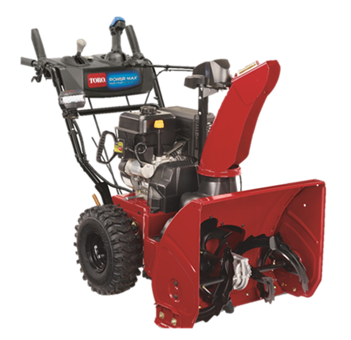 Recalled Model Year 2021 Toro Power Max 826 OHAE Snowthrower, Model 37802
