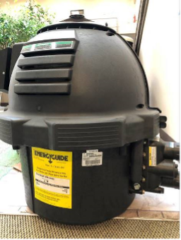 Recalled StaRite pool heater