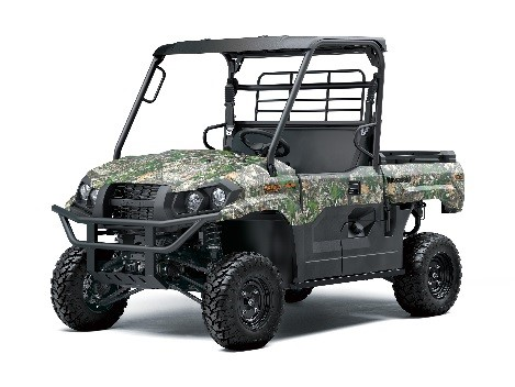 Recalled Kawasaki Mule Pro MX 700 EPS Camo