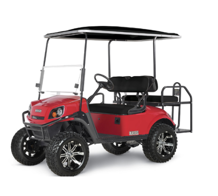 Recalled E-Z-GO: Express S4-Gas; Tracker Off Road: Tracker LX4-Gas