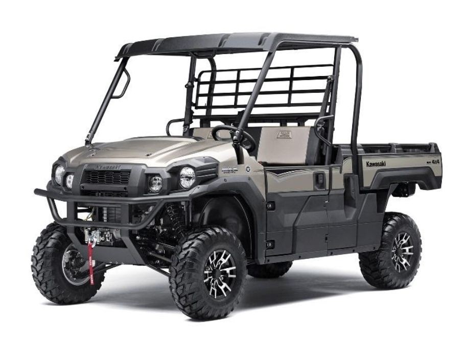 Recalled Model Year 2017 MULE PRO-FX RANCH EDITION