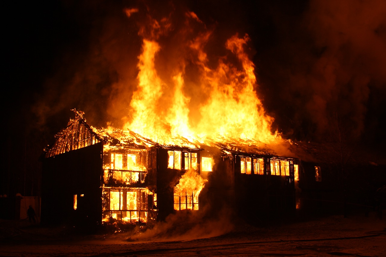 Protect Your Family from a Fire in Your Home