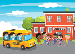 Think Safety First As Kids Head Back to School