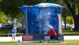 Fireworks Safety Demonstration 2019