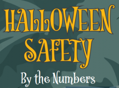 Halloween Safety By The Numbers 2018