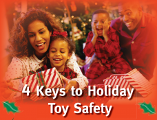 4 Keys to Holiday Toy Safety