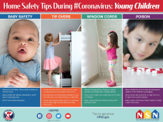 Home Safe with Young Children