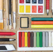 Safety at Home: Art Supplies