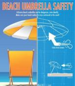 Beach Umbrella Safety