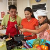 Recipe for Safer Cooking