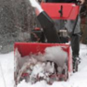Snow Thrower Safety