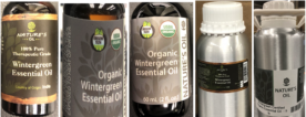 Bulk Apothecary Recalls Nature's Oil Wintergreen and Birch Essential Oils Due to Failure to Meet Child Resistant Packaging Requirement; Risk of Poisoning (Recall Alert)