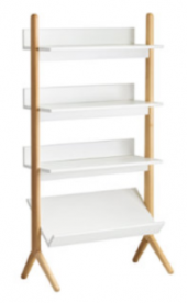 Crate and Barrel Recalls Danish Tall Bookcases Due to Risk of Collapse; Injury Hazard to Consumers