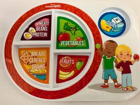Brush Art Recalls WIC Nutrition Plates Due to Fire Hazard