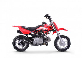 SSR Motorsports Recalls Off‐Highway Competition Motorcycles Due to Crash and Injury Hazards (Recall Alert)