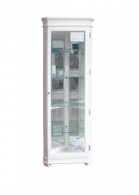 Home Meridian Recalls Corner Curio Cabinets Due to Tip-Over and Entrapment Hazards; Sold Exclusively at Havertys (Recall Alert)