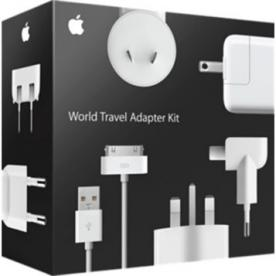Apple Recalls Three-Prong Wall Plug Adapters Included in World Travel Adapter Kit Due to Risk of Electric Shock