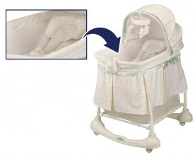 Kolcraft Recalls Inclined Sleeper Accessory Included with Cuddle 'n Care and Preferred Position 2-in-1 Bassinets & Incline Sleepers to Prevent Risk of Suffocation