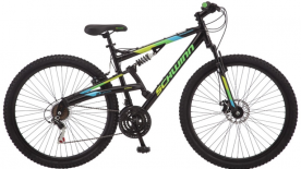 Pacific Cycle Recalls Adult Men's Mountain Bicycles Due to Fall Hazard
