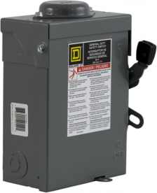 Schneider Electric Recalls Square D Safety Switches Due to Electrical Shock Hazard