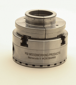 Penn State Industries Recalls Woodworking Jaw Chuck Systems Due to Laceration Hazard