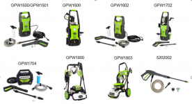 One Million Greenworks and Powerworks Pressure Washer Spray Guns Recalled Due to Impact Injury Hazard; Distributed by Hongkong Sun Rise Trading