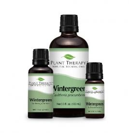 Plant Therapy Recalls Wintergreen Essential Oils and Essential Oil Blends with Wintergreen Due to Failure to Meet Child Resistant Packaging Requirement; Risk of Poisoning (Recall Alert)