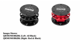 MW Company Recalls MOMO Quick Release Steering Wheel Adapters Due to Crash Hazard; Risk of Serious Injury and Death