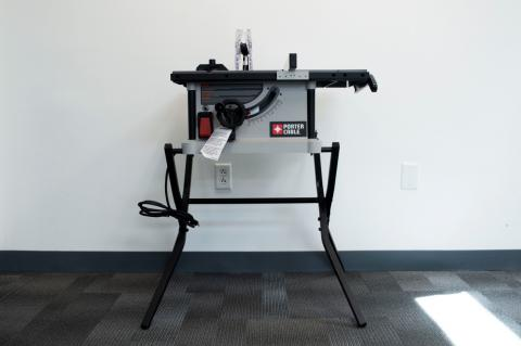 Recalled PCX362010 table saw