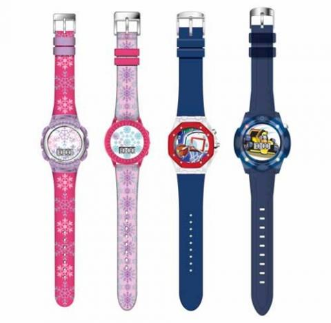 Recalled MZB children's light-up watches