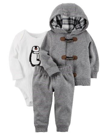 Recalled Carter's children's cardigan set