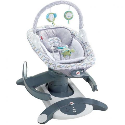 Recalled 4-in-1 Rock 'n Glide Soother (Glider Mode)
