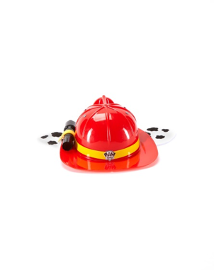 Nickelodeon PAW PATROL Deluxe Marshall Hat with flashlight (back view)
