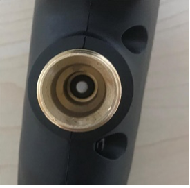 Interior connectors made of metal are NOT subject to recall