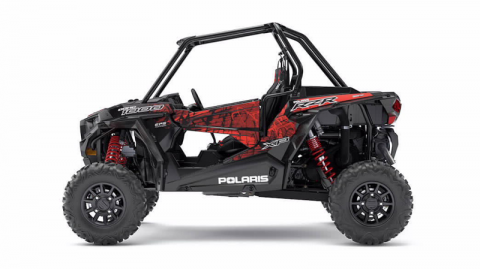 2018 RZR XP 1000 – Negro mate (Matte Black)