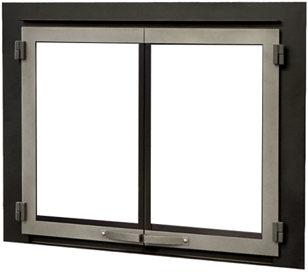 Recalled 1149 Valor H5 Gas Fireplace trim