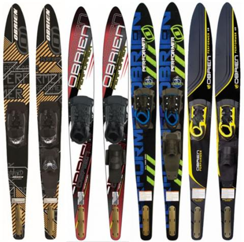 Recalled Performer Pro Combo Skis