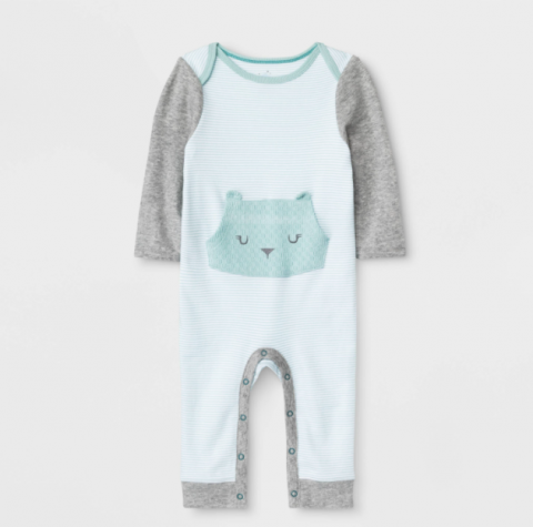 Recalled Cloud Island Waterfront Baby Boutique Romper