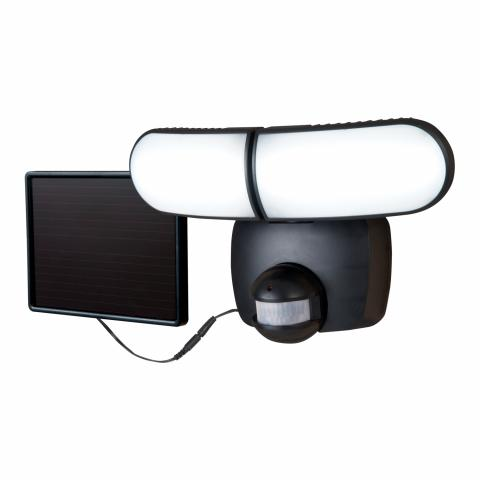 The recalled ALL-Pro MST800L solar-powered motion-activated outdoor LED light.