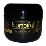 Numbify cream