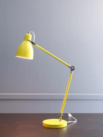 Recalled West Elm Industrial Task Table Lamp